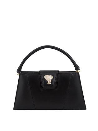 GAIA Black Leather