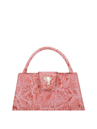 GAIA Rose Embossed Leather