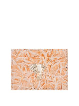 EDEN Card Holder Peach