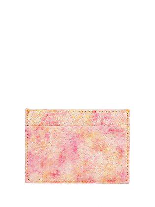 NIKA Multicolor Card Holder