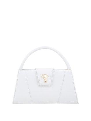 GAIA White Leather