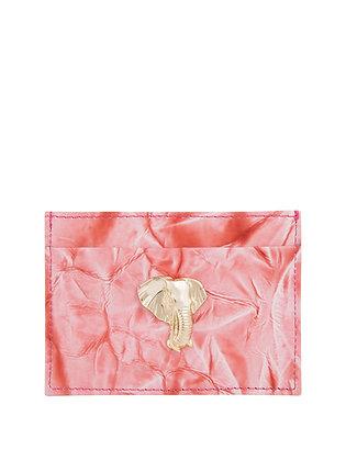 ELEP Card Holder Rose