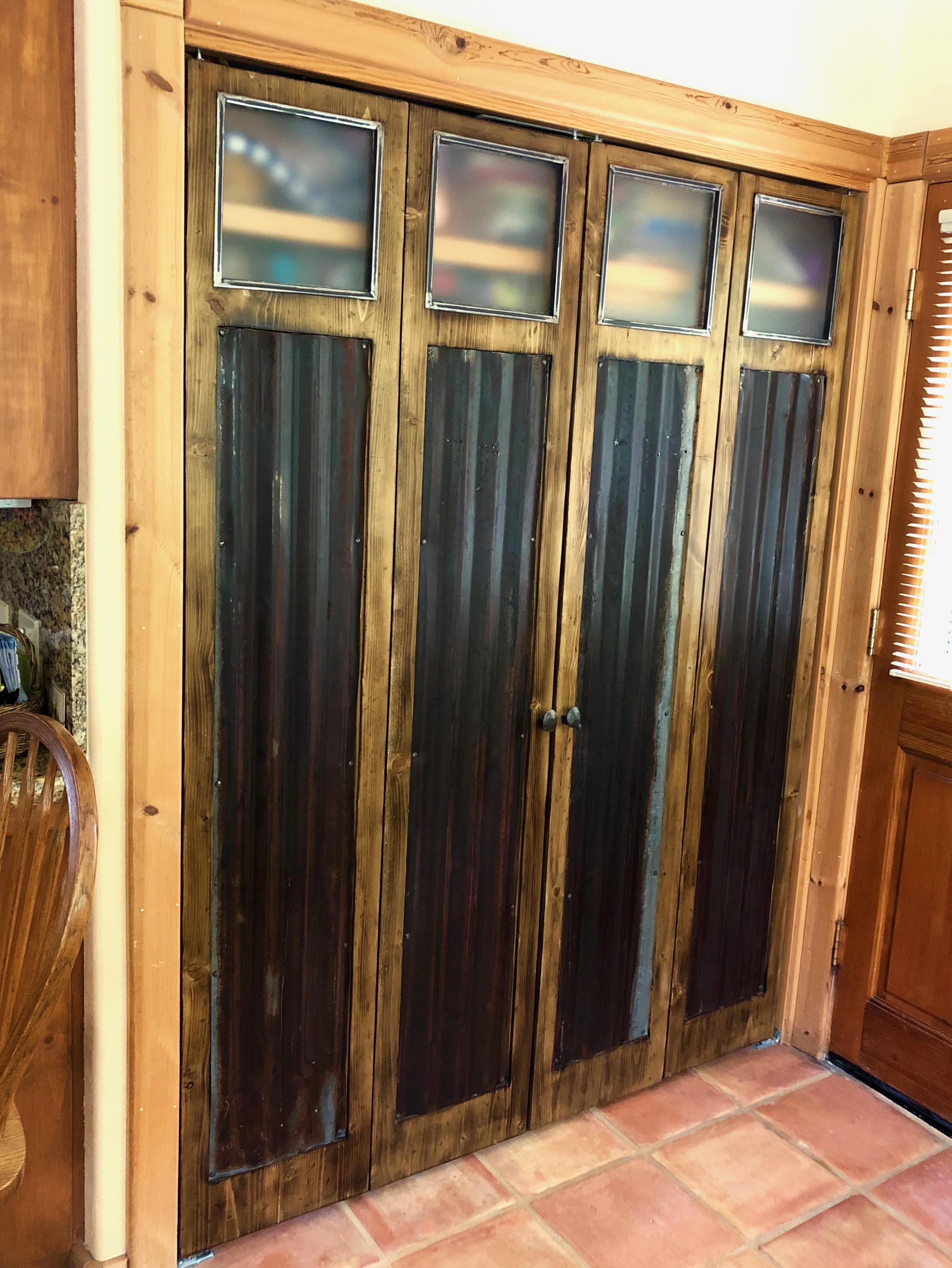 Bi-fold Pantry Doors