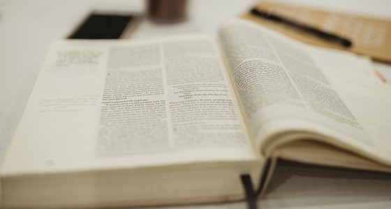 Sermon Study Notes: Community of Prayer & Truth