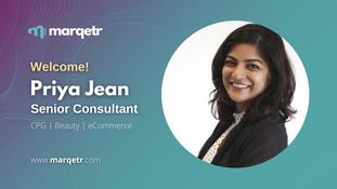 Welcome Priya Jean Alexander!