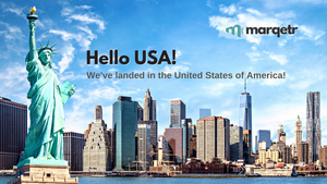 Hello USA! We've Landed in the United States of America