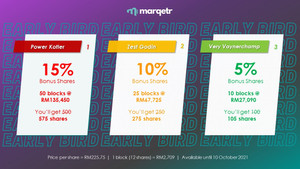 MARQETR   **ECF Early Bird Offer**