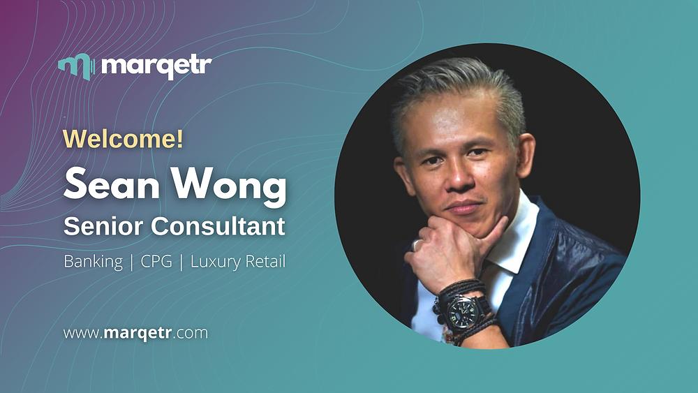 Sean Wong   Senior Consultant at Marqetr