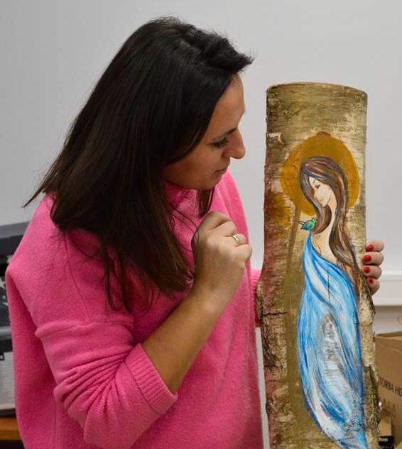 Malowanie na desce