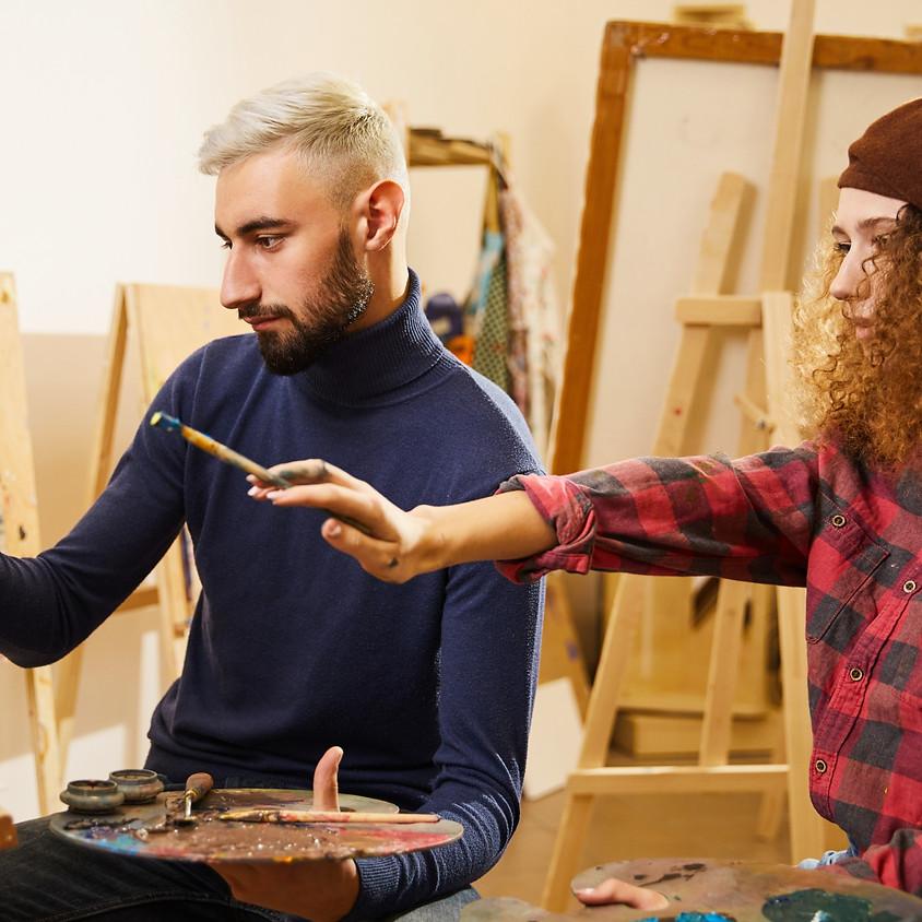 Malarstwo - warsztaty cykliczne