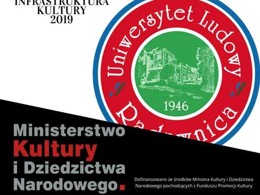 Infrastruktura Kultury - pracownie artystyczne w UL