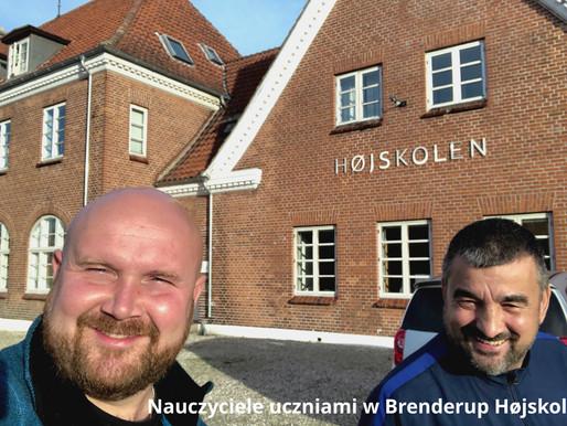Nauczyciele UL Radawnica słuchaczami UL Brenderup, Dania