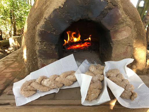 Zbudowaliśmy piec do pizzy i chleba!