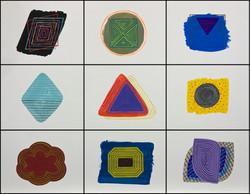 Blocks: Grid of 9, A96 - A104