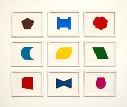Blocks, Grid of 9: A50 - A58