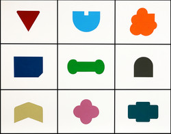 Blocks, Grid of 9: A32 - A40