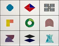 Blocks: Grid of 9, A87 - A95