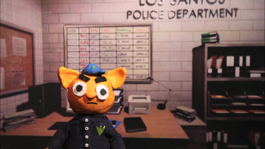 Detective Pig Carter