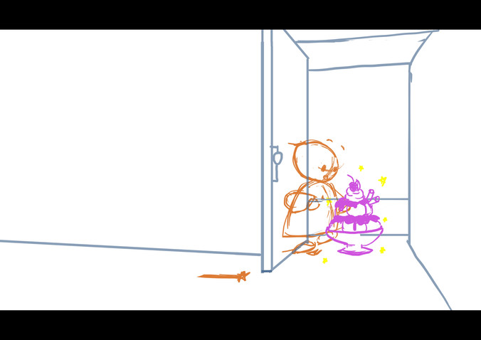 The Magic Wand - Animatic