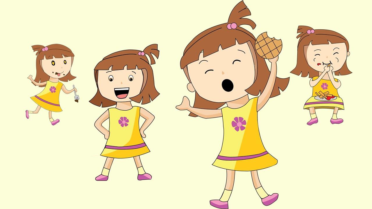Chloe - Character design