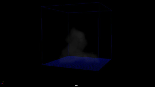 Dust simulation
