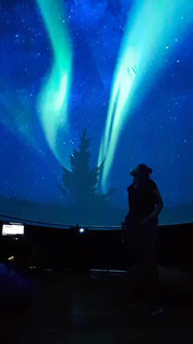 Preview of Animation inside the Dome