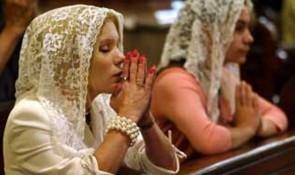 Why Women Veil Their Hair In Church