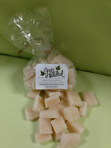Scented Wax Wafer Vanilla Custard