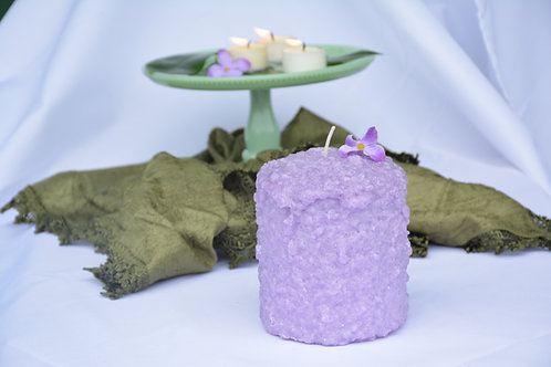 Warming Candle 3-Wick Lilac Blossom