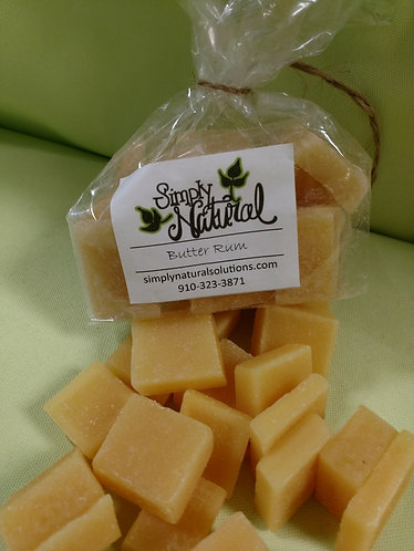 Scented Wax Wafer Butter Rum