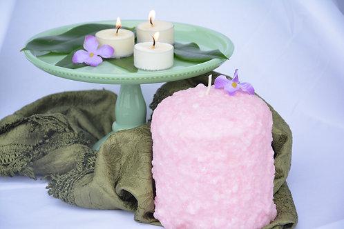 Warming Candle Honeysuckle