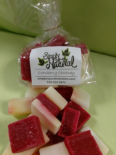 Scented Wax Wafer Cranberry Chutney