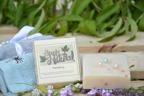 PearBerry All Natural Handmade Bar Soap