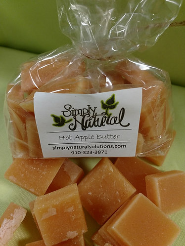 Scented Wax Wafer Hot Apple Butter