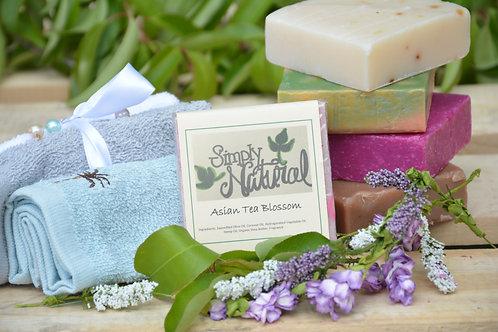 Cotton Fields Scrub Soap