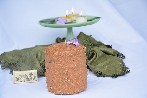 Warming Candle Oatmeal Raisin