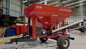 Solução para a logística do seu abastecimento de fertilizantes- Canudinho 5.0 300 SC