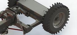 patrolinha pneu grande