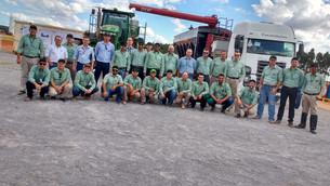 INW Soluções participou do XXIII SAPT e VI Encontro de mecanização na Fazenda Palmares no oeste da B