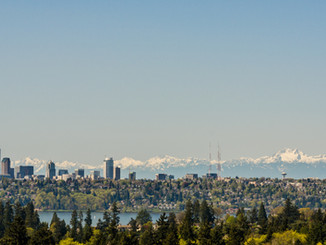 Seattle and Olympic National Park