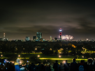 New Year's Eve Fireworks