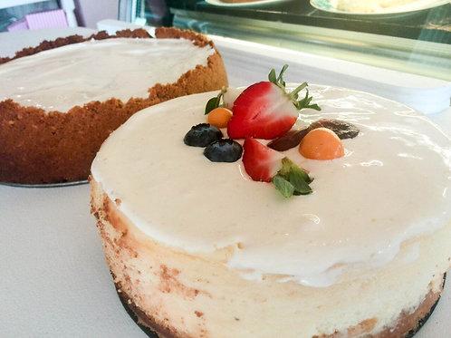 Banting Cheesecake