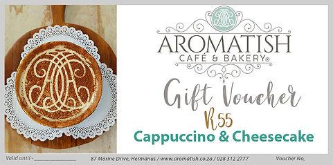 Gift Voucher 4 - Cheescake & Cuppucino.j
