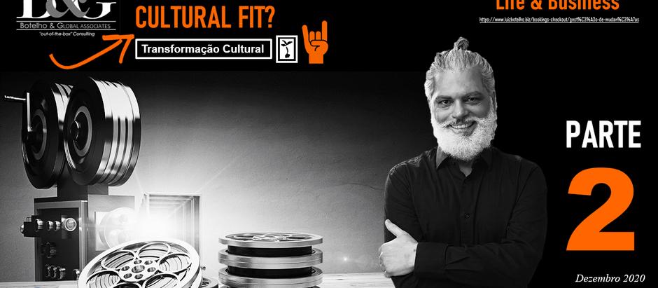 Cultural Fit? Part #2 (at the HR Dept. level)