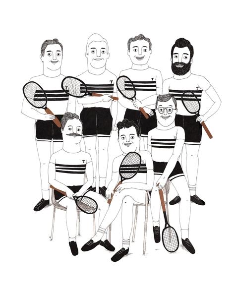 Thompson's team