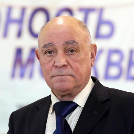 Поздравляем с Юбилеем Быкова Михаила Викторовича!