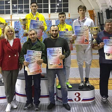 В Москве состоялся турнир памяти М.И. Бурцева