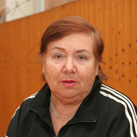 Ушла из жизни Алина Семёновна Тимошенко