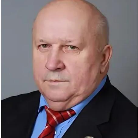 Поздравляем с юбилеем Баженова Виктора Андреевича!