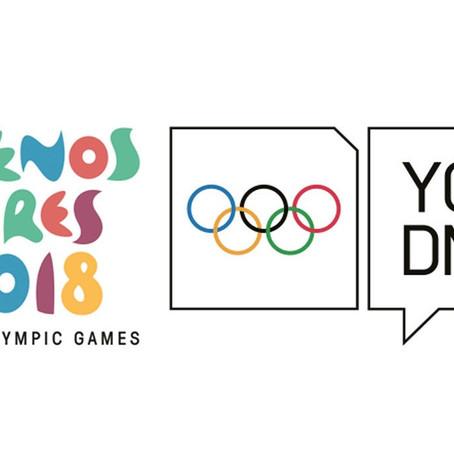 Москвичи на юношеских Олимпийских играх